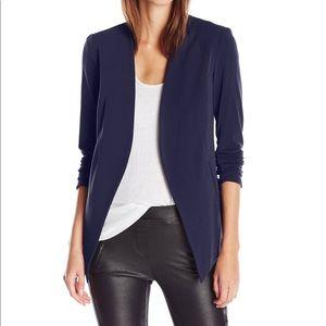 BCBGeneration Dark Blue Tuxedo Jacket, EUC, Sz L